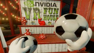 Why We Made the World's Most Advanced VR Game – NVIDIA VR Funhouse