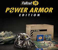 Bethesda Caves: Fallout 76: Power Armor Edition Customers Will Get Their Canvas Bags