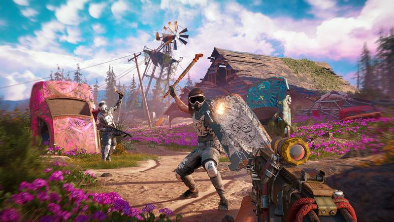 """Far Cry """"New Dawn"""" Announced, Launching February 15th – New Montana With a Post-Apocalyptic Twist"""