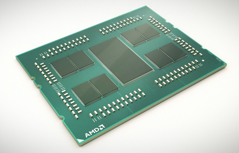 """AMD 7nm EPYC """"Rome"""" CPUs in Upcoming Finnish Supercomputer, 200,000 Cores Total"""