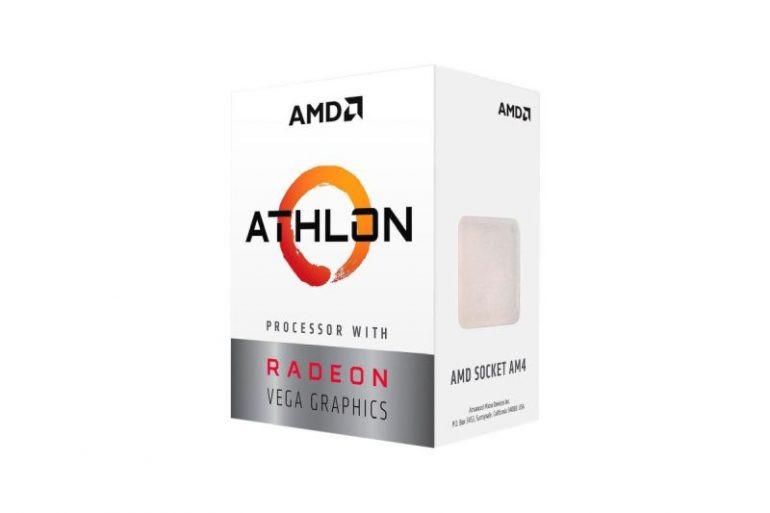 AMD's Athlon Rises: Athlon 220GE, 240GE Released