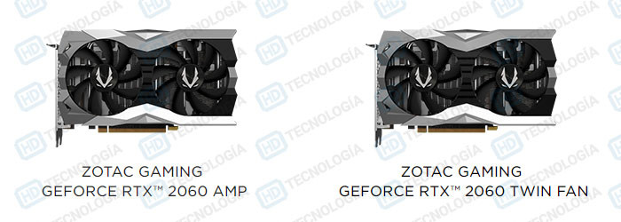 ZOTAC Launching at Least Two RTX 2060 Models