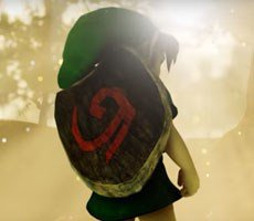 Account of Zelda: Ocarina of Time Beautifully Remastered The utilization of Unreal Engine four