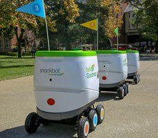 PepsiCo's Hello Goodness Snackbot Is A Cure-All For College Campus Munchies