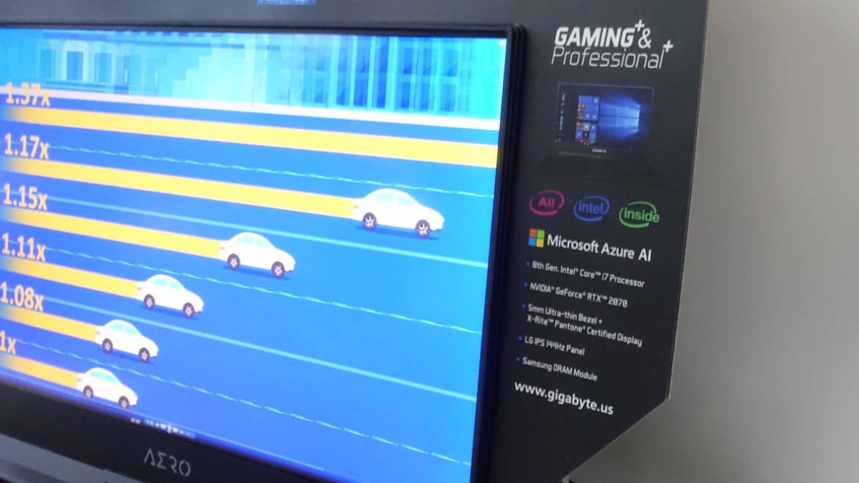 CES 2019: GIGABYTE's AORUS Monitor, Aero Laptops With NVIDIA RTX inside
