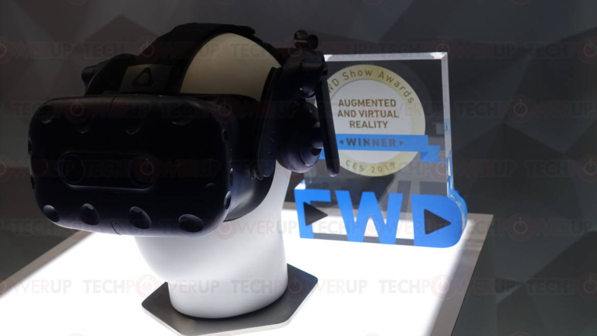 HTC Vive Pro Eye: Hands On with Hardware and Software