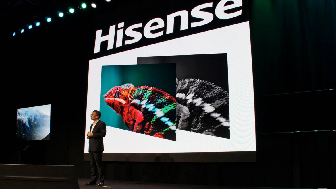Hisense Introduces New Display Tech at CES 2019 With ULED XD