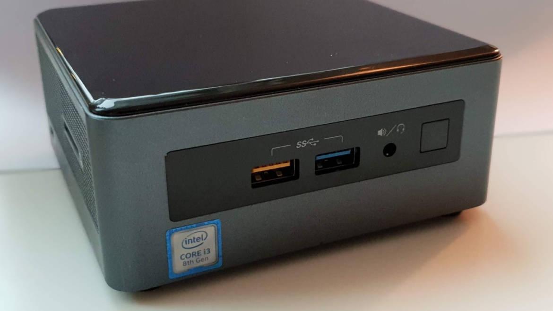 Intel Readies Crimson Canyon NUC with 10nm Core i3 and AMD Radeon