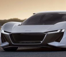 Audi PB18 600 Horsepower EV Supercar Reportedly Greenlit To Inconvenience Tesla Roadster
