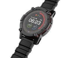 Matrix PowerWatch 2 Makes use of Most practical Photo voltaic And Your Physique Warmth To Recharge
