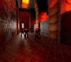 Quake 2 Gloriously Revitalized Fully Ray Traced, Play It Now On GeForce RTX Playing cards