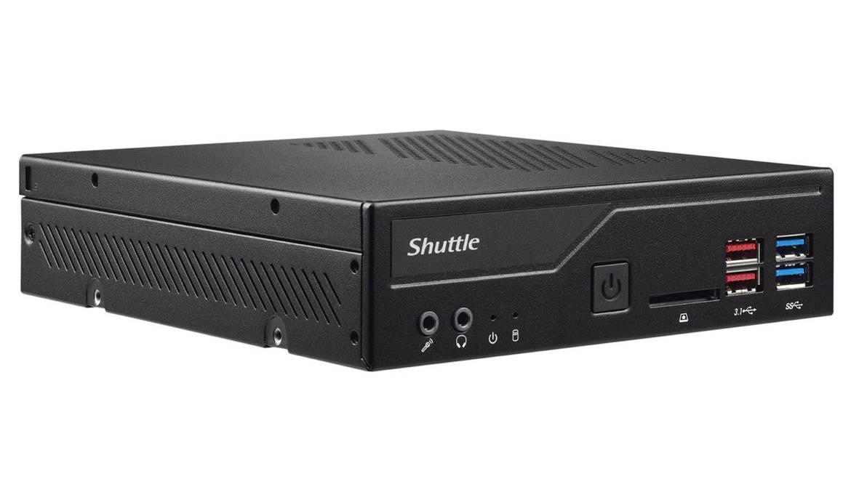 (PR) Shuttle Unveils XPC DH370 Mini-PC for 6-core 8th Gen Intel Processors