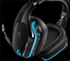 Logitech Unveils New Line Of G Series Gaming Headsets