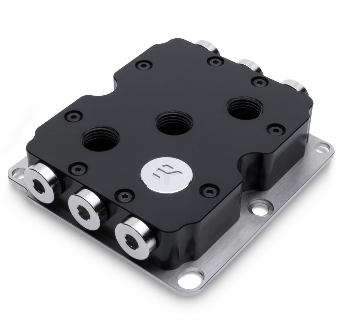 (PR) EK Water Blocks Releases EK-Annihilator Pro Series CPU Blocks with Side and Top Fittings