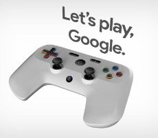 Here's Google's Game Streaming Console Controller Expected For Reveal At GDC