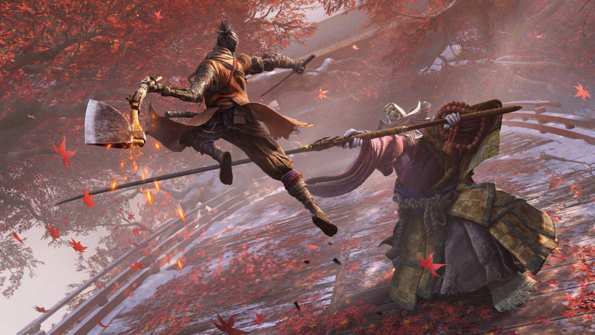"""From Software's """"Sekiro: Shadows Die Twice"""" Gets Launch Trailer"""