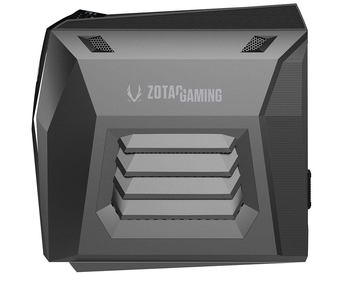 (PR) ZOTAC Announces Availability of MEK Mini Gaming PC