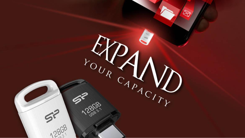 (PR) Silicon Power Unveils Mobile C10 USB-C Flash Drives
