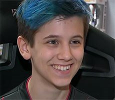 14 Year Old New York Teen Fortnite Player Sceptic Rakes In $200K A Year On YouTube