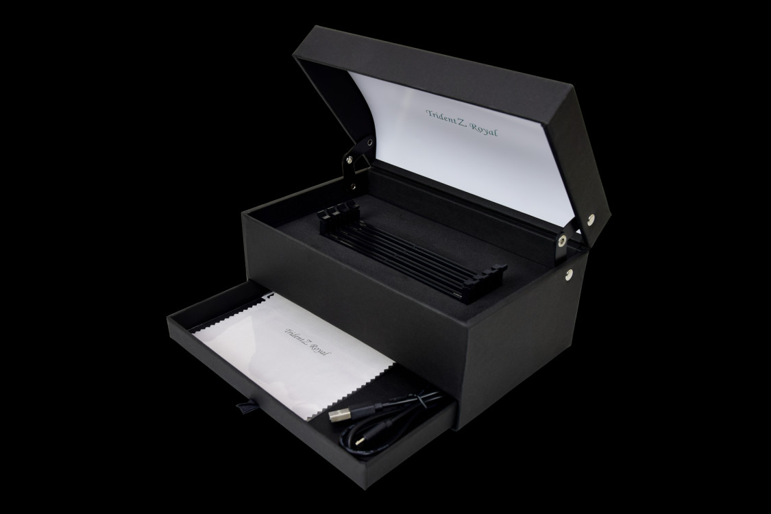 G.Skill Designers Pander to Their Own Vanity with a Trident-Z Royal Jewel Case