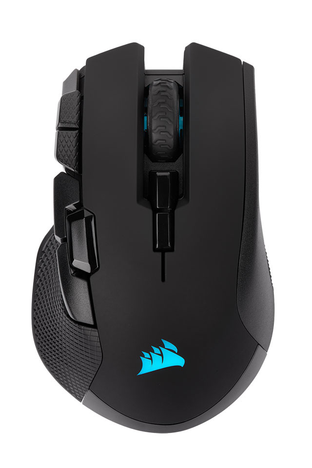 (PR) Corsair Launches Ironclaw RGB Wireless and Glaive RGB Pro Gaming Mice