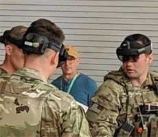 A Note At Microsoft's HoloLens AR Headset For The US Protection pressure That Sparked Controversy