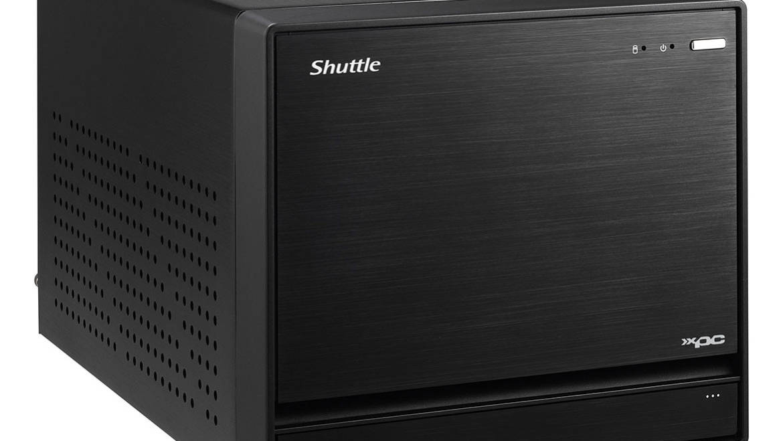 (PR) Shuttle Supplies Mini-PC in a Cube Format for 9th Gen Intel Processors