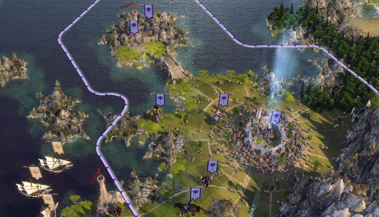 Free Game Alert: Age of Wonders III Being Offered by the Humble Store