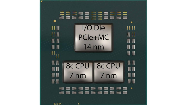 """AMD Ryzen 3000 """"Zen 2"""" a Memory OC Beast, DDR4-5000 Possible"""