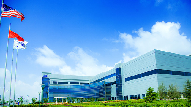 Intel to Move 3D XPoint Memory Manufacturing to China