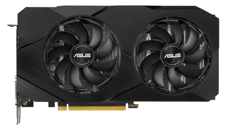 ASUS Unveils GeForce GTX 1660 Ti EVO Series Graphics Cards