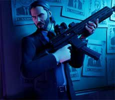 Fortnite John Wick Cross-Over Event Wick's Bounty Is Locked And Loaded