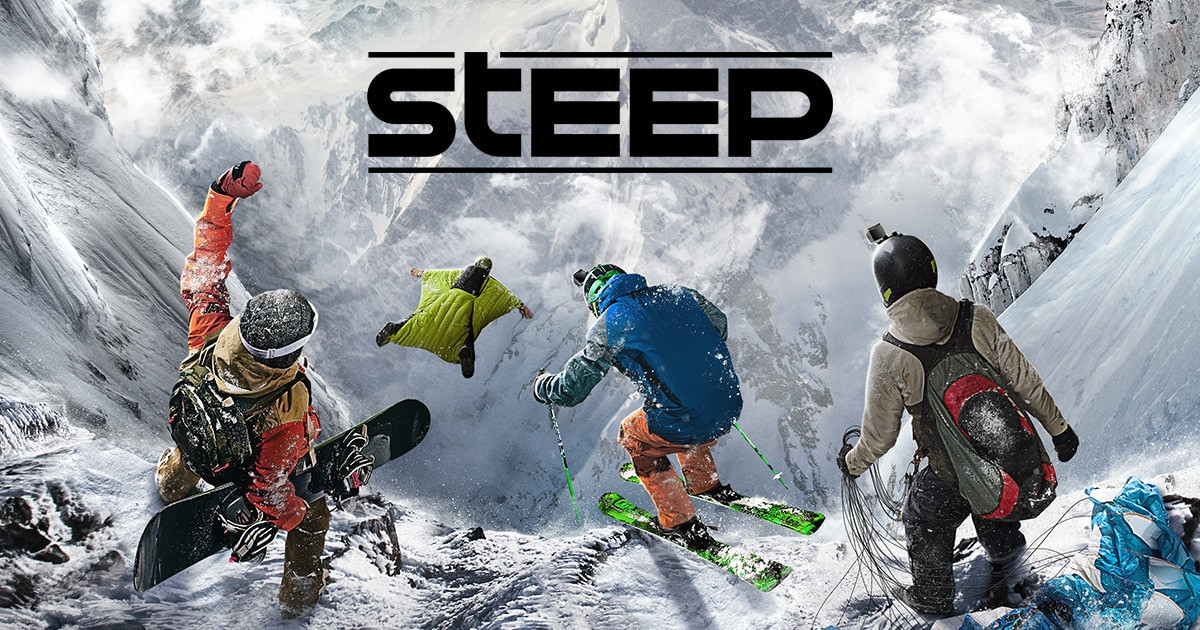Free Game Alert: Ubisoft's STEEP is free on Uplay, until May 21st