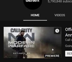 Activision Leaks Call Of Duty: Modern Warfare Footage Ahead Of Official Reveal