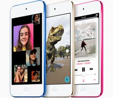 Apple Refreshes iPod Touch With A10 Chip And Up To 256GB Storage