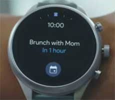 Google Provides To hand 'Tiles' Widgets Interface To Wear OS Smartwatches