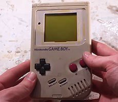 Watch This Neglected Nintendo Game Boy Get Lovingly Restored To Its Factory Fresh Form