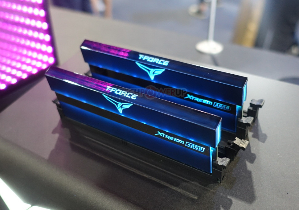 (PR) TEAMGROUP Showcases T-FORCE Gaming Brand at Computex 2019