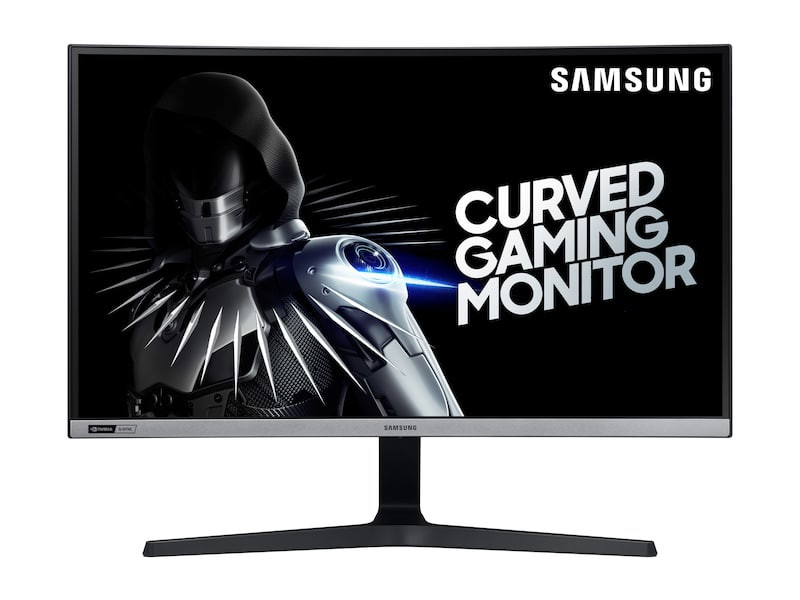 Samsung Announces the CRG5 Gaming Monitor: 27″ VA, 1080p, 240 Hz, G-Sync and 1500R Curvature