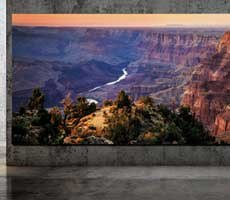 Samsung's Gigantic 232-inch 8K The Wall TV Ships Globally In July