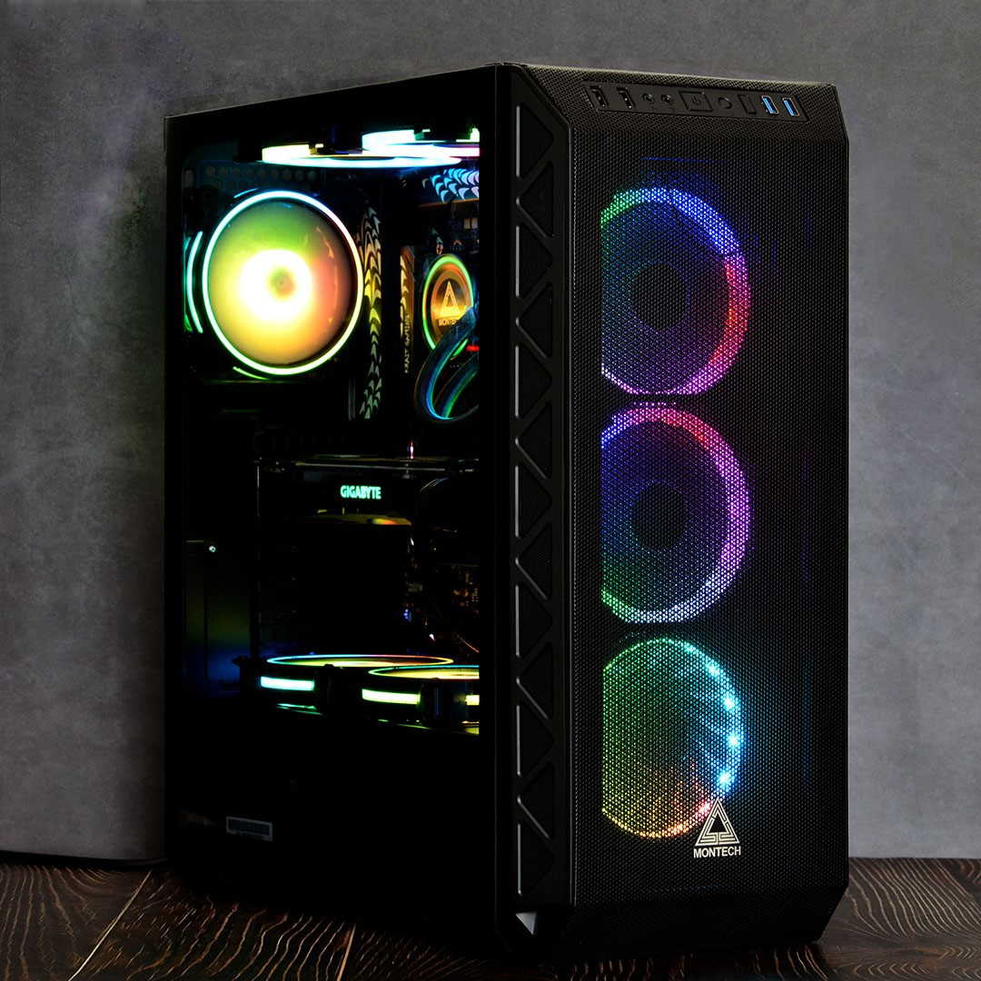(PR) MONTECH Enters the Western Market With PC Cases and Power Supplies