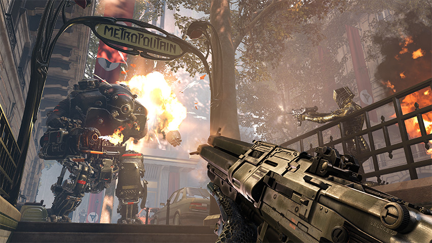 """NVIDIA to Offer """"Super Fast. Supernatural"""" Bundle for RTX SUPER: Wolfenstein: Young Blood and Control"""