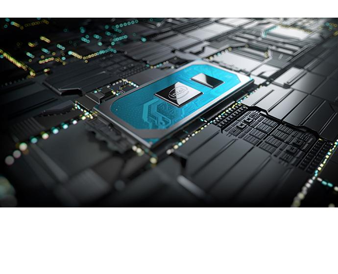Intel Tenth Gen Chip Motherboard