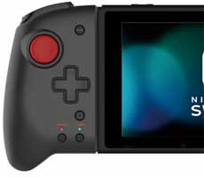 Hori Replaces Nintendo Swap Joy-Cons With Larger And More Ergonomic Controllers