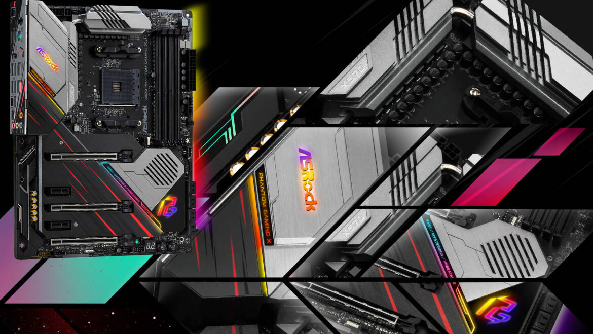 (PR) ASRock Officially Launches X570 Series Motherboards