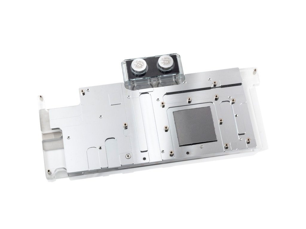 Bitspower Intros 15mm-thick Full-Coverage Water Block for Radeon VII