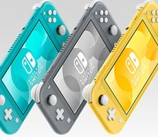 Update: NVIDIA Confirms It's Powering Nintendo Switch Lite, A Leaner, Cheaper Portable Gaming Console