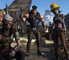 Here's How To Play The Original Borderlands For Free This Weekend On PC