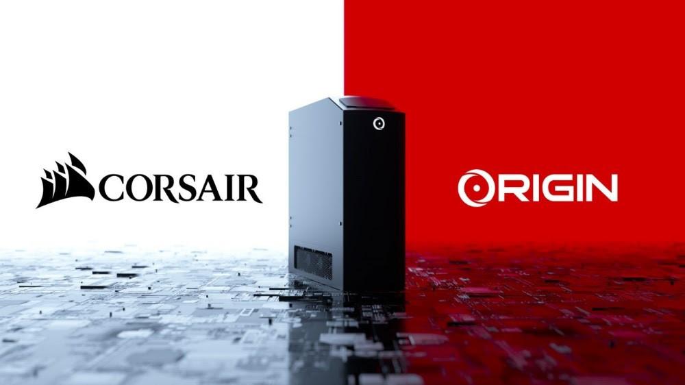 (PR) CORSAIR Acquires ORIGIN PC