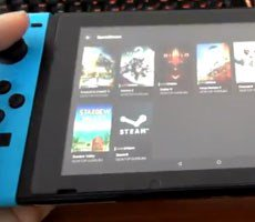 LineageOS Android Port For Nintendo Switch Arrives With NVIDIA GeForce Now Support